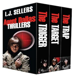 AGENT DALLAS THRILLERS small